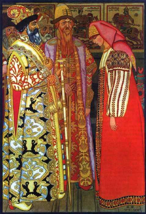 сочинение на темурусская народная сказка