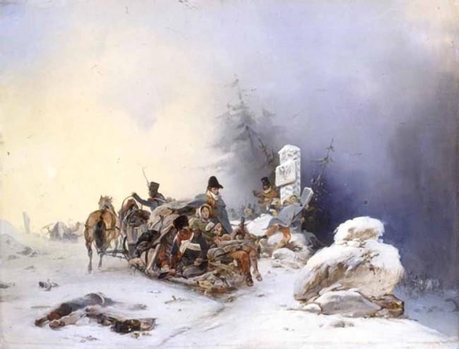 Сочинение по картине виллевальде