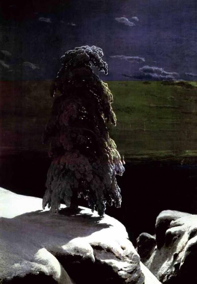 сочинение картины шишкина севере диком